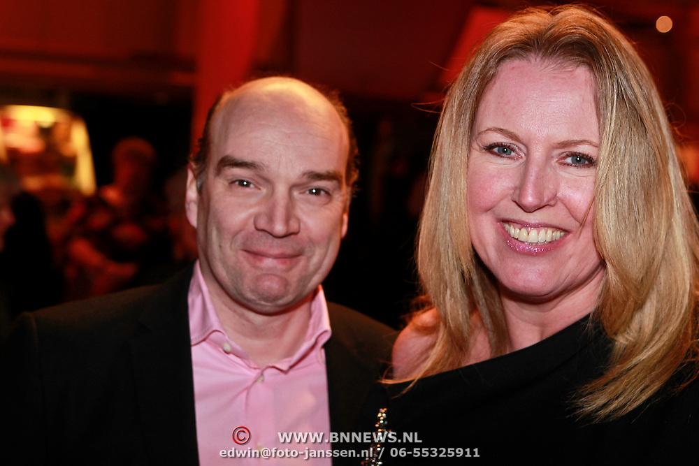 NLD/Breda/20110228 - Premiere Masterclass, Monique Collignon en partner Jan Holvast