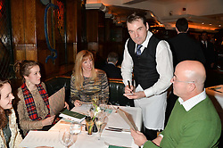 BRENDAN COYLE at One Night Only at The Ivy in aid of Acting For Others supported by Tanqueray No.TEN Gin at The Ivy, 1-5 West Street, London on 1st December 2013.