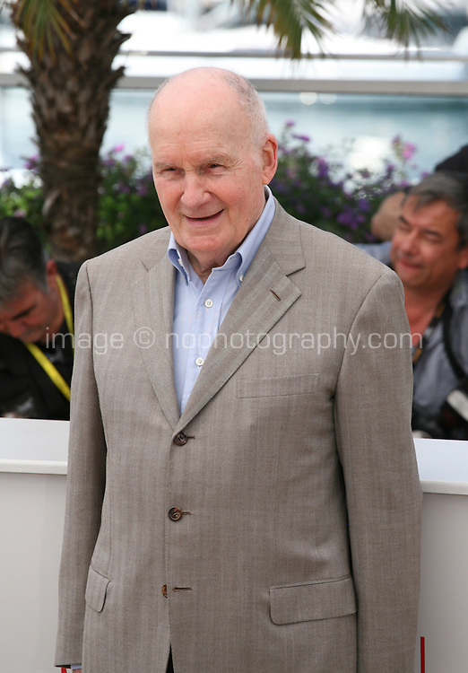 Actor Michel Bouquet at the Renoir photocall at the 65th Cannes Film Festival France. Saturday 26th May 2012 in Cannes Film Festival, France.
