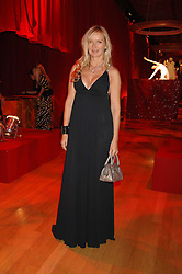 AMANDA WAKELEY at a dinner held at the Natural History Museum to celebrate the re-opening of their store at 175-177 New Bond Street, London on 17th October 2007.<br /><br />NON EXCLUSIVE - WORLD RIGHTS