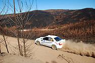 Heat 1.Forest Rally.Australian Rally Championship.4 April 2009 .(C) Sarah Biggin
