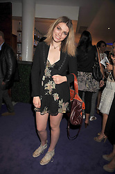 LOLA LENNOX at The Ralph Lauren Sony Ericsson WTA Tour Pre-Wimbledon Party hosted by Richard Branson at The Roof Gardens on June 18, 2009