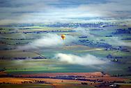 Hot air balloon, Northam,Avon Valley, Western Australia