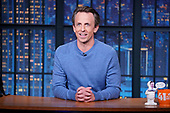 """May 20, 2021 - NY: NBC's """"Late Night With Seth Meyers"""" - Episode: 1150A"""