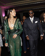 Sean P Diddy. Atelier Versace show, Theatre National de Chaillot. Paris. © Copyright Photograph by Dafydd Jones 66 Stockwell Park Rd. London SW9 0DA Tel 020 7733 0108 www.dafjones.com