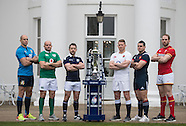 RBS 6 Nations Media Launch 250117