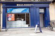 Mail Boxes shop service, Bath