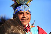 Powwow during Browning's Indian Days, Montana