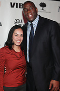 7 March 2011- New York, NY- l to r: Dana Baxter and Irving Johnson at the Power of Urban Presentation and Reception hosted by Magic Johnson and Yucaipa and held at the Empire Penthouse on March 7, 2011 in New York City. Photo Credit: Terrence Jennings/Photo Credit: Terrence Jennings for Uptown Magazine