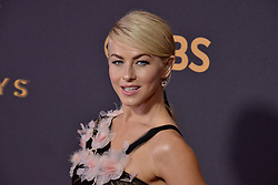 Julianne Hough at the 69th Annual Emmy Awards held at the Microsoft Theater on September 17, 2017 in Los Angeles, CA, USA (Photo by Sthanlee B. Mirador/Sipa USA)