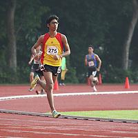 A Division Boys 5000m