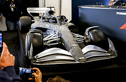 October 31, 2019, Austin, United States of America: Motorsports: FIA Formula One World Championship 2019, Grand Prix of United States, ..F1 2021 Prototype  (Credit Image: © Hoch Zwei via ZUMA Wire)