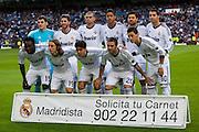 Real Madrid CF team