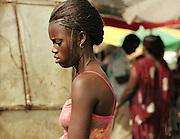 Senegal Lady in Fashion