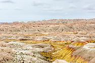 Stark, yet beautiful, Badlands National Park