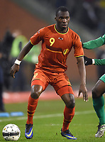 Fotball<br /> 05.03.2014<br /> Belgia v Elfenbenskysten<br /> Foto: Witters/Digitalsport<br /> NORWAY ONLY<br /> <br /> Christian Benteke (Belgien)<br /> Fussball, Laenderspiel, Belgien - Elfenbeinkueste 2:2