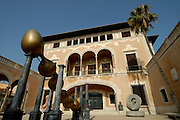 Palma de Mallorca, Skulpturenmuseum Palau March....Sculpture museum in March Palace