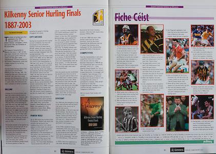 All Ireland Senior Hurling Championship Final,.12.09.2004, 09.12.2004, 12th September 2004,.Senior Cork 0-7, Kilkenny 0-9,.Minor Kilkenny 1-18 ,  Galway 3-12 (draw),.12092004AISHCF,.Fiche Ceist,