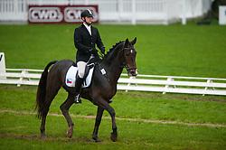 Trunda Miroslav (CZE) - Bemmie<br /> FEI World Championship for Young Horses Le Lion d'Angers 2012<br /> © Hippo Foto - Jon Stroud