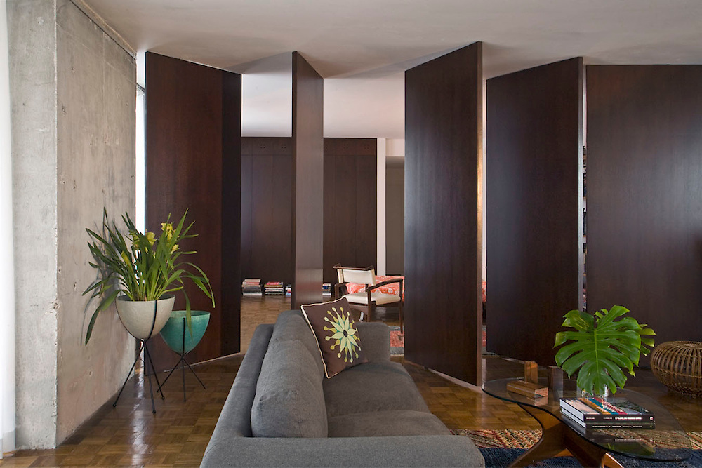 Architect, Allan Shulman Residence. Styled by Doug Meyer. Photo by Robin Hill (c)