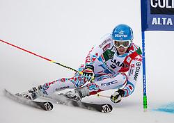 22.12.2013, Gran Risa, Alta Badia, ITA, FIS Ski Weltcup, Alta Badia, Riesenslalom, Herren, 1. Durchgang, im Bild Steve Missillier (FRA) // Steve Missillier of France in action during mens Giant Slalom of the Alta Badia FIS Ski Alpine World Cup at the Gran Risa Course in Alta Badia, Italy on 2012/12/22. EXPA Pictures © 2013, PhotoCredit: EXPA/ Johann Groder