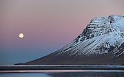 Moonlight Sonata - Bjarnarhafnarfjall in Snæfellsnes, west Iceland
