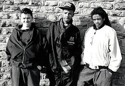 Teenagers, Nottingham UK 1991