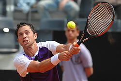 27.04.2010, Foro Italico, Rom, ITA, ATP Masters Turnier Rom im Bild  Simon Greul (Ger).., EXPA Pictures © 2010, PhotoCredit: EXPA/ InsideFoto/ A. Baldassarre / SPORTIDA PHOTO AGENCY