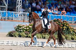 Dufour Cathrine, DEN, Bohemian<br /> European Championship Dressage - Hagen 2021<br /> © Hippo Foto - Dirk Caremans<br /> 08/09/2021