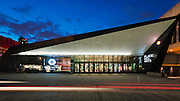 Architecture Photography: Place Des Arts Entrance, Quartier des Spectacles, Downtown Montreal, Quebec, Canada