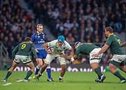 Twickenham, United Kingdom, Saturday, 3rd November 2018, RFU, Rugby, Stadium, England,   Quilter, Autumn International, England vs South Africa, © Peter Spurrier