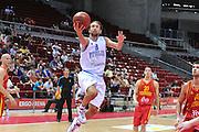 Danzica - Polonia 04 Agosto 2012 - TORNEO INTERNAZIONALE SOPOT CUP - Italia Montenegro<br /> Nella Foto : GIUSEPPE POETA<br /> Foto Ciamillo