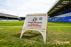 A general view of ABAX Stadium  - Mandatory by-line: Ryan Hiscott/JMP - 04/08/2018 - FOOTBALL - ABAX Stadium - Peterborough, England - Peterborough United v Bristol Rovers - Sky Bet League One