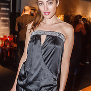NLD/Amsterdam/20151210 - Vipnight LXRY Masters of Luxery 2015, Nadia Pelesa Poeschman