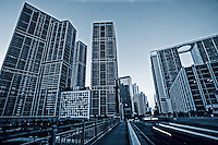 Brickell Financial District, Biscayne Boulevard
