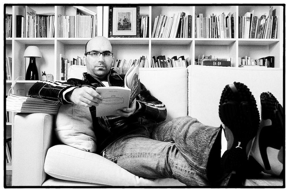 Escritor Valter Hugo Mãe