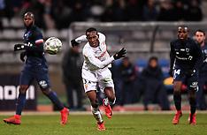Paris FC vs RC Lens - 8 December 2017