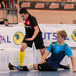 22nd September 2017 - Series Futsal Australia Group B: South Brisbane FC v Kenmore Futsal