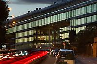 06/Febrero/2017 Madrid<br /> Edificio del Banco Popular en la Calle Juan Luca de Tena en Madrid.<br /> <br /> © JOAN COSTA