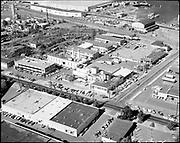 "ackroyd_19513-2.  ""Liquid Air. aerial of plant. September 26, 1975"" (3200 NW Yeon. 4x5"".)"