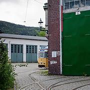 Three weeks aboard the Kong Harald. Hurtigruten, the Coastal Express. Bergen.