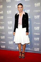 September 10, 2018 - Toronto, Ontario, Kanada - Keira Knightley bei der Pressekonferenz zu 'Colette' auf dem 43. Toronto International Film Festival im TIFF Bell Lightbox. Toronto, 10.09.2018 (Credit Image: © Future-Image via ZUMA Press)