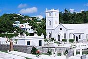 St. John the Evangelist Church, Pembroke Parish, Hamilton, Bermuda