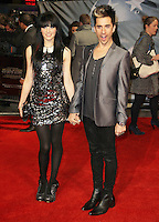 Russell Kane Michael Jackson 'The Life of an Icon' World Premiere, Empire Cinema, Leicester Square, London, UK, 02 November 2011:  Contact: Rich@Piqtured.com +44(0)7941 079620 (Picture by Richard Goldschmidt)