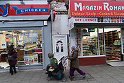 Eastern European shops in Smethwick. Birmingham voted narrowly for Brexit, whereas many of the outlying areas voted strongly to leave Europe. Birmingham is well known as a multi-cultural city, which has traditionally welcomed refugees from all over the world, having for many decades communities of Caribbean, Irish, Polish and Asian peoples. More recently there have been many more Eastern European people coming to the Midlands bringing with them their wealth culture and traditions.