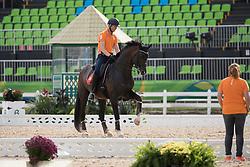 Van Silfhout Diederick, NED, Arlando<br /> Olympic Games Rio 2016<br /> © Hippo Foto - Dirk Caremans<br /> 08/08/16
