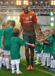 24.07.2011, Weserstadion, Bremen, GER, 1.FBL, Werder Bremen Tag der Fans 2011, im Bild Naldo (Bremen #4)..// during the day of fans on 2011/07/24,  Weserstadion, Bremen, Germany..EXPA Pictures © 2011, PhotoCredit: EXPA/ nph/  Frisch       ****** out of GER / CRO  / BEL ******