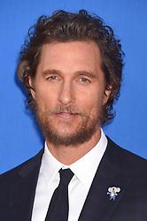 Matthew McConaughey bei der Premiere von Sing in Los Angeles / 031216
