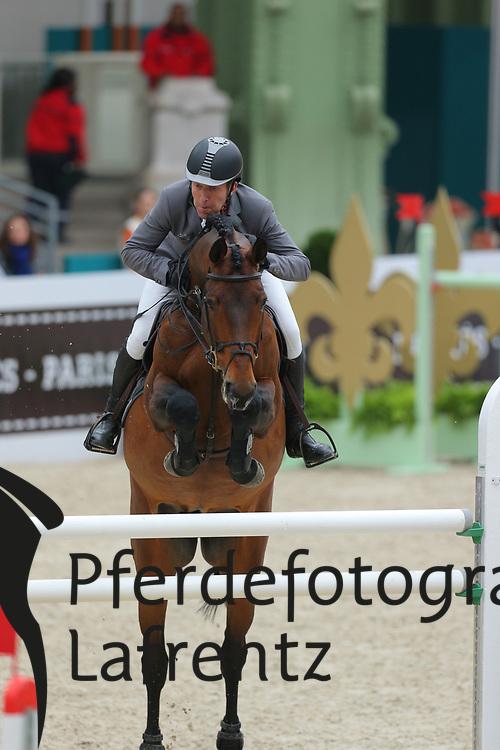 Beerbaum, Ludger, Chaman<br /> Paris - Saut Hérmes 2013<br /> © www.sportfotos-lafrentz.de/Stefan Lafrentz