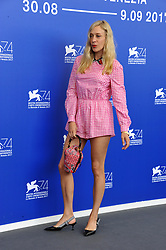 "74th Venice Film Festival 2017 Photocall film ""Lean on Pete"" Pictured: Chloe Sevigny"